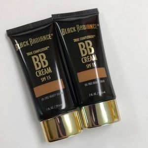 Black Radiance Makeup - Black Radiance True Com BB Cream Honey Amber